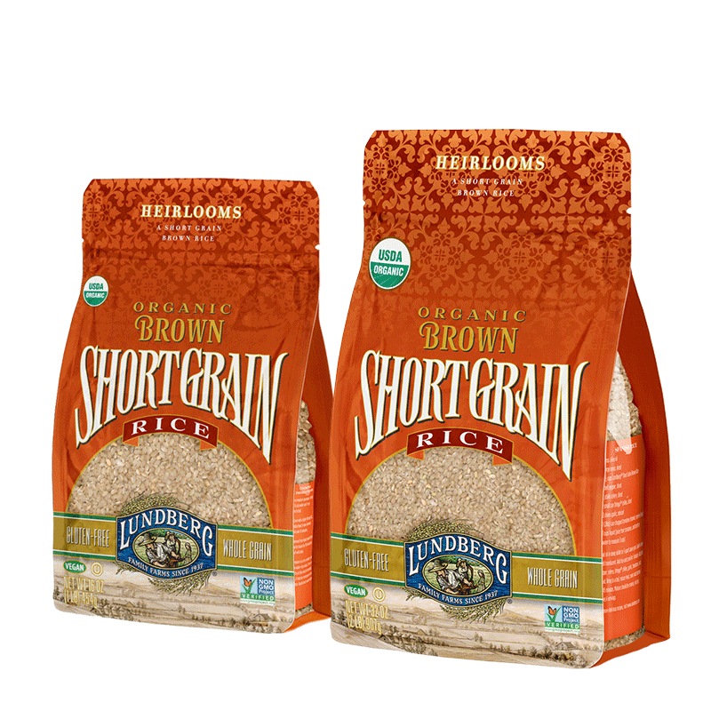 short grain pouch natural products