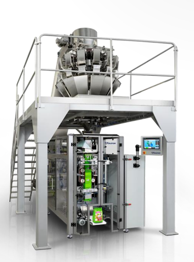Feature Packaging Machine
