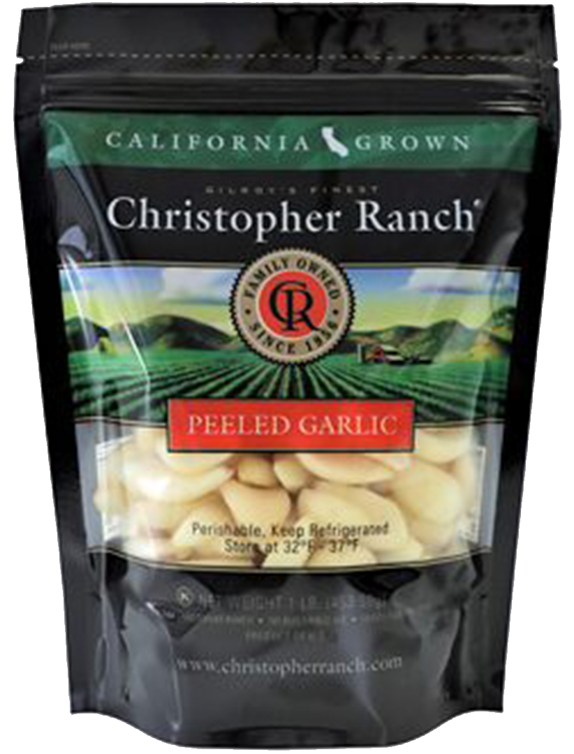 Christopher Ranch Pouch Client Packaging