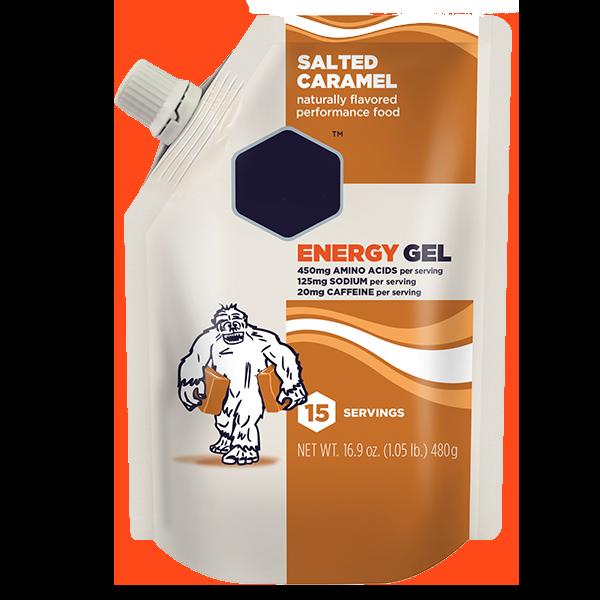 Energy Gel Packaging
